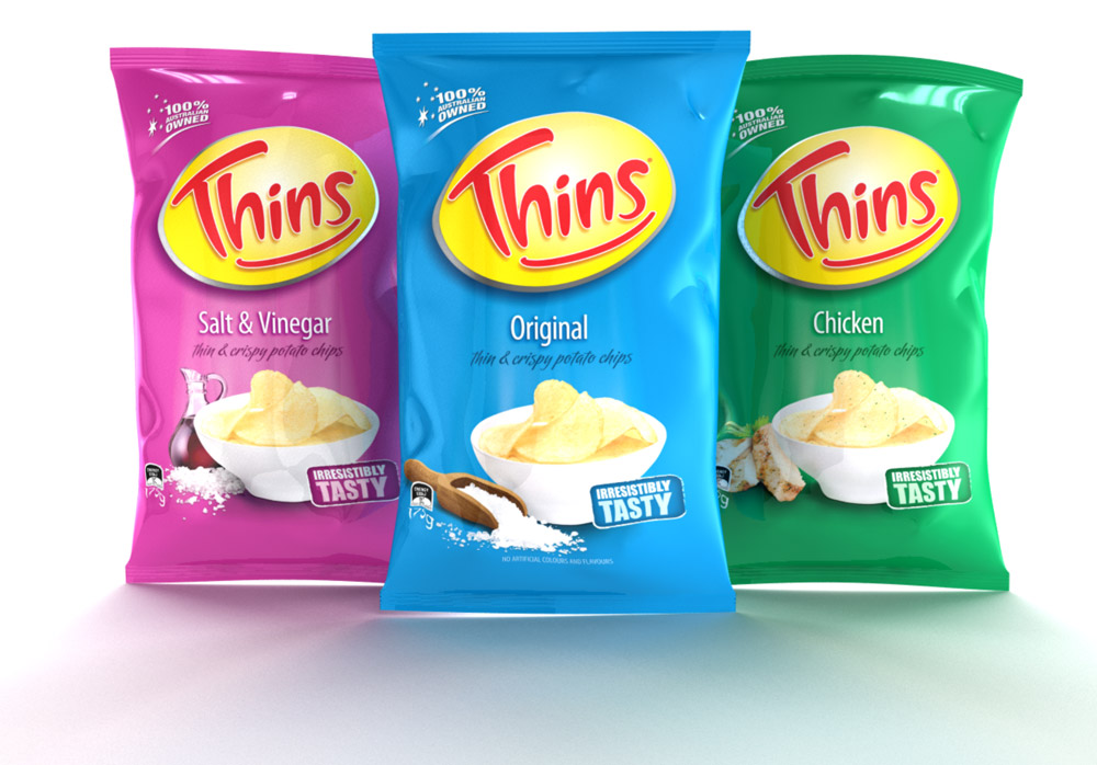 Tweak | Thins Potato Chips – Snack Brands Australia