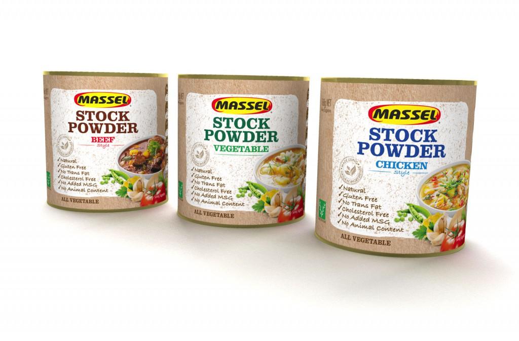 Massel-Stock-Powder