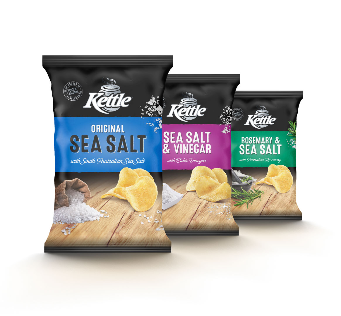 Tweak | Kettle Chips Range