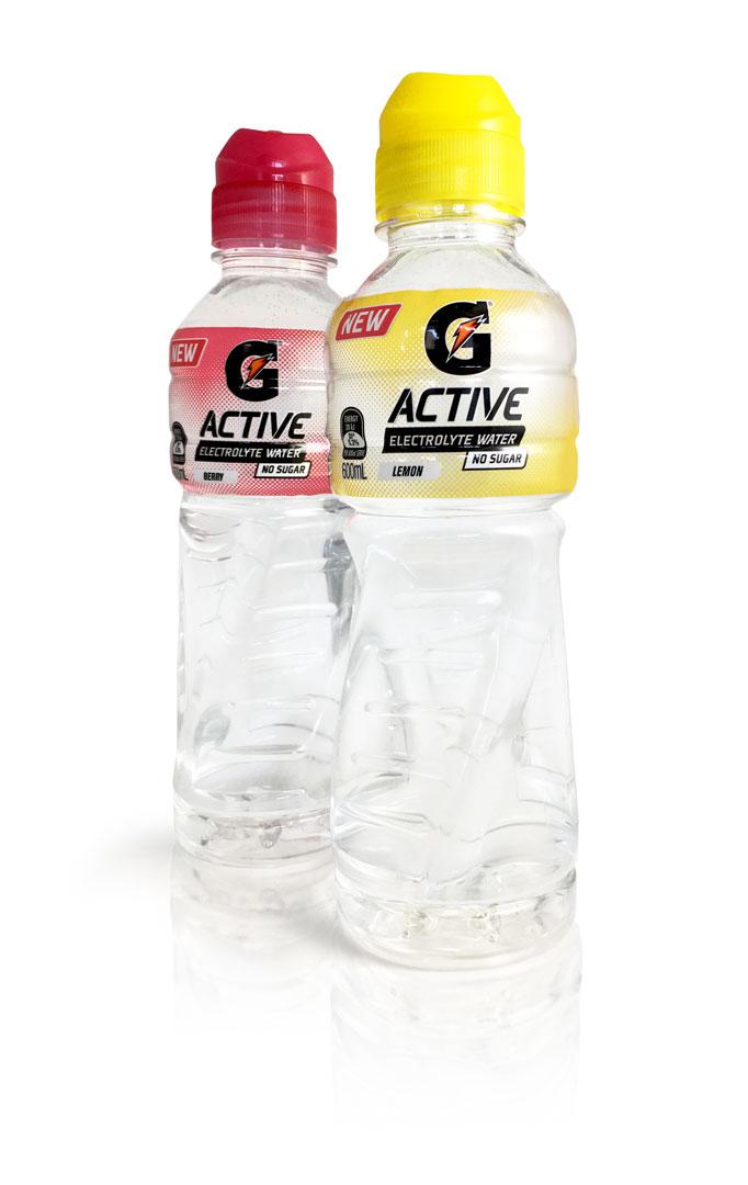 Tweak Gatorade G Active